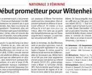 PREMIERE VICTOIRE NF3