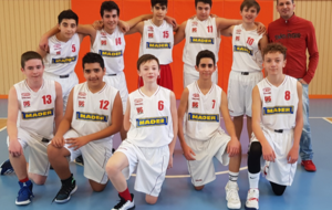 TEAM FOCUS U15M